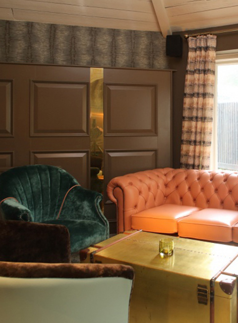 Relax at The Arkle Manor